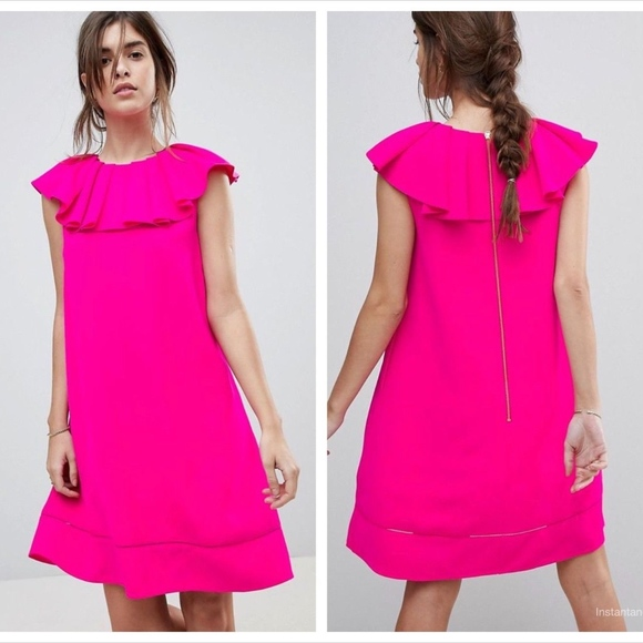 0ba597ebd6c38a Ted Baker Dresses | Clarees Shift Dress | Poshmark